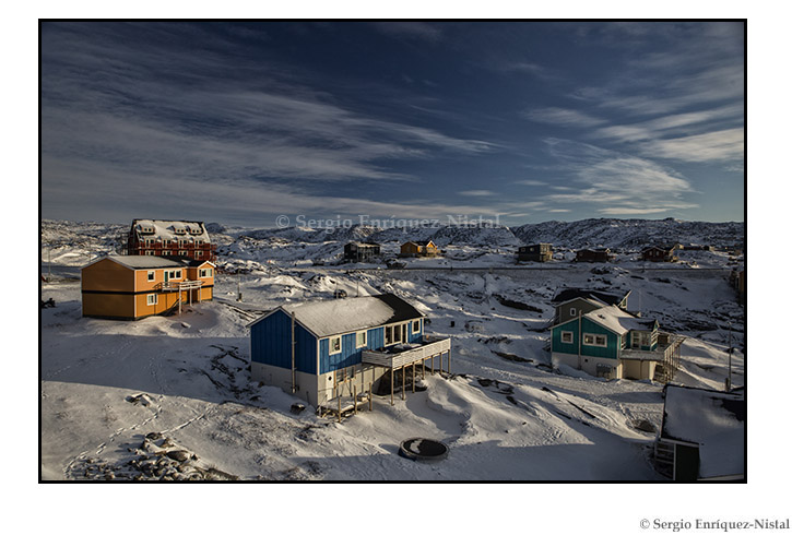 Water Taxi, Ilulissat, Greenland