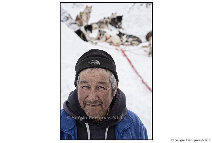 Dog Sled, Ilulissat, Greenland
