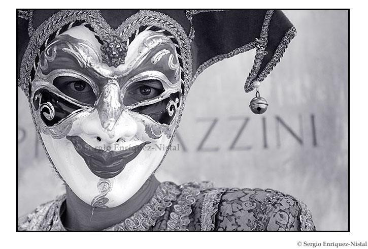 Venice Carnival Mask, Venezia, Italia