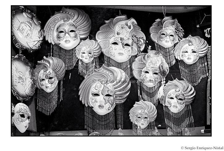 Carnival Masks Verona Italia