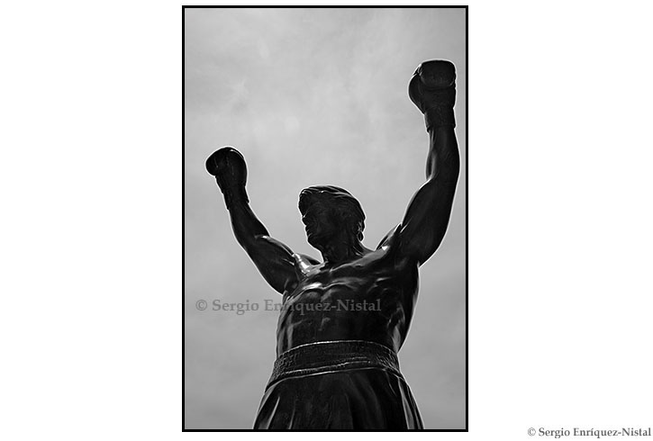 Rocky Balboa Statue, Philadelphia Museum of Art Pennsylvania