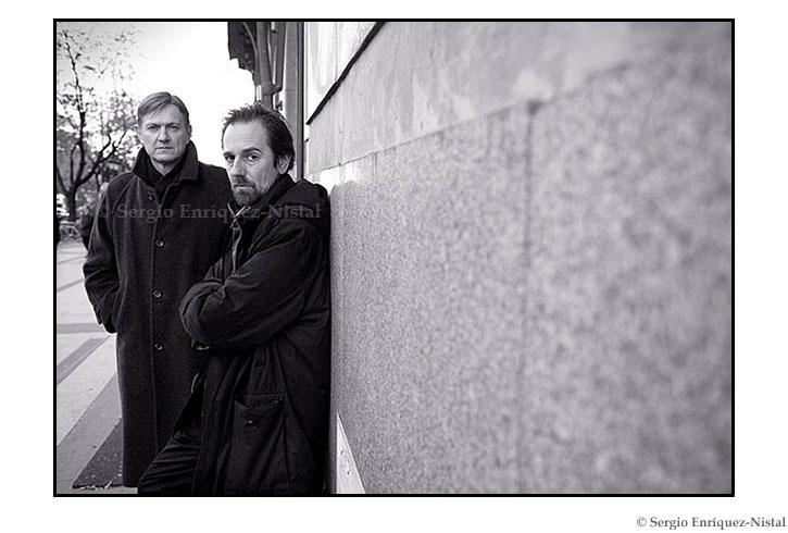 Roger Wolf y Diego Vasallo