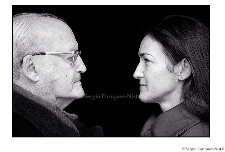 Gil Parrondo y Ángeles González-Sinde