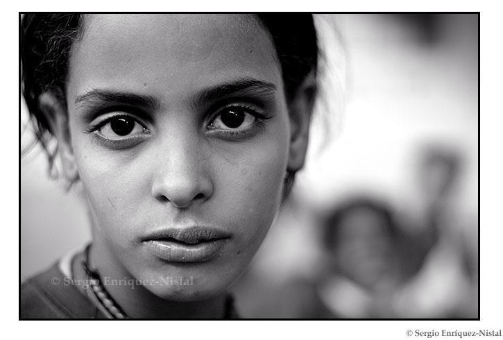 Saharan Children