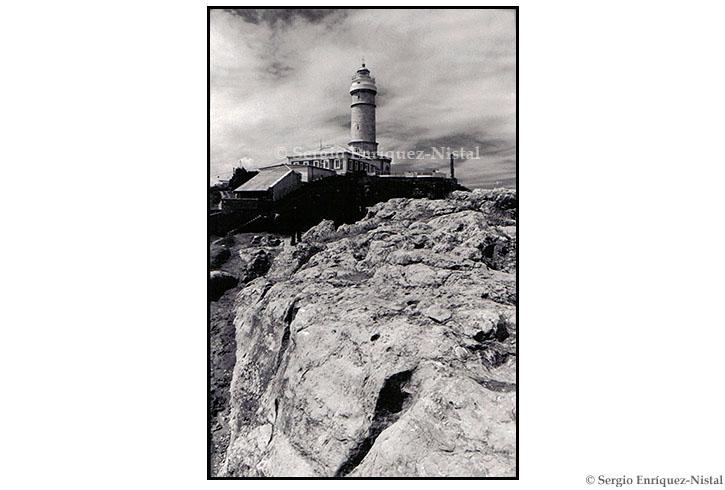 Lighthouse Cabo Mayor Santander